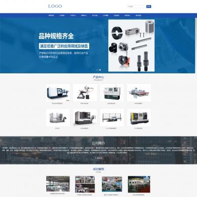 HTML5响应式设备产品类企业织梦模板(自适应)